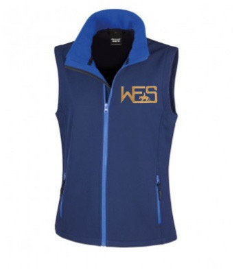 WES Area 10 Soft Shell Gilet