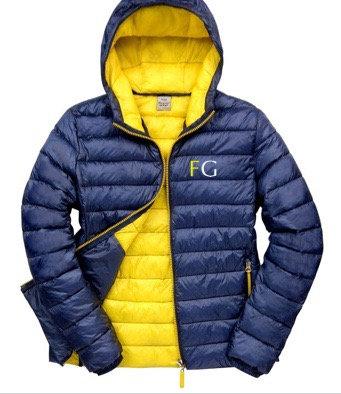 Fox Grant Padded Jacket