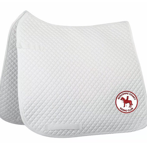 BCRC Saddle Cloth