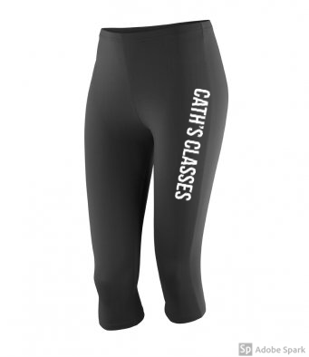 Caths Classes 3/4 Leggings