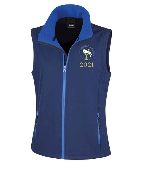 Cotswold Cup Soft Shell Gilet