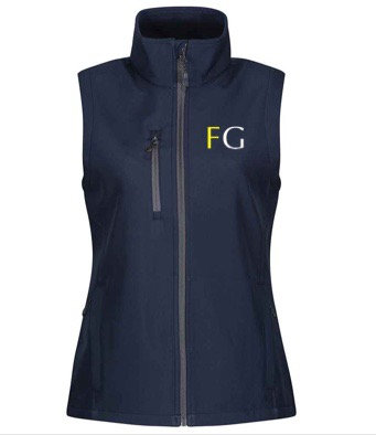 Fox Grant Soft Shell Gilet