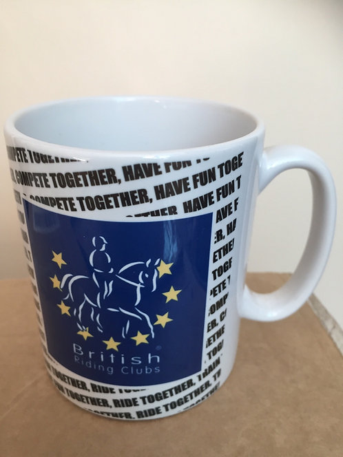 British Riding Clubs Mug