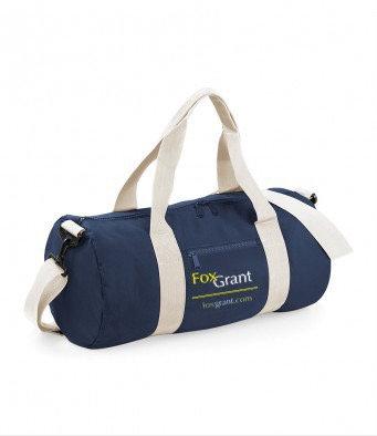 Fox Grant Barrel Bag
