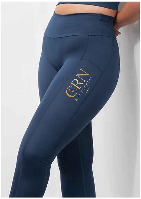 CRN Equestrian Ladies Pocket Leggings