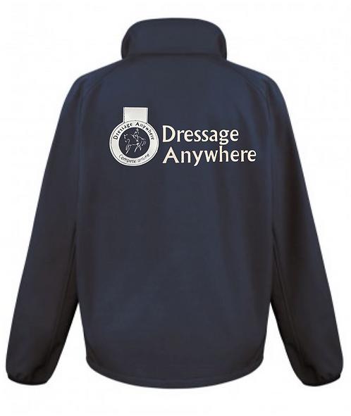 Dressage Anywhere Soft Shell Jacket