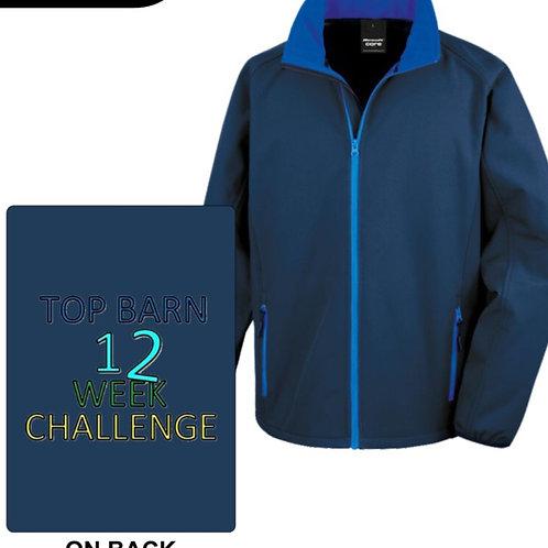 12 Week Challenge Soft Shell Jacket
