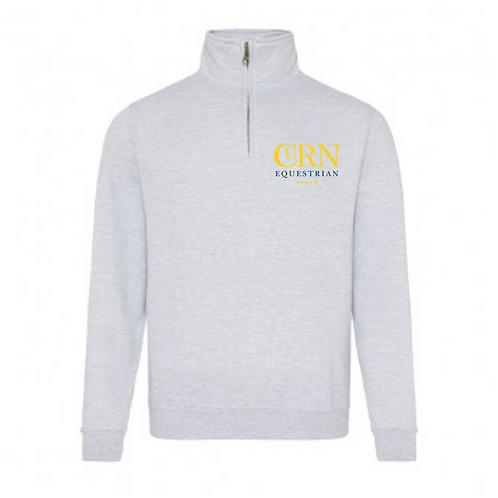 CRN Equestrian Quarter Zip Sweatshirt