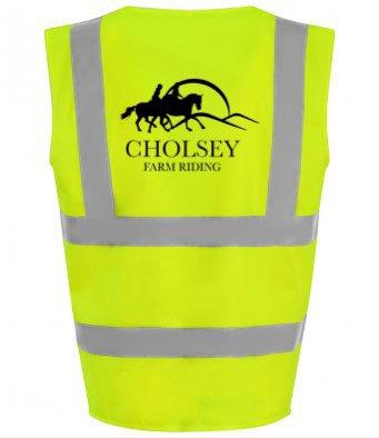 Cholsey Farm Basic Hi Vis