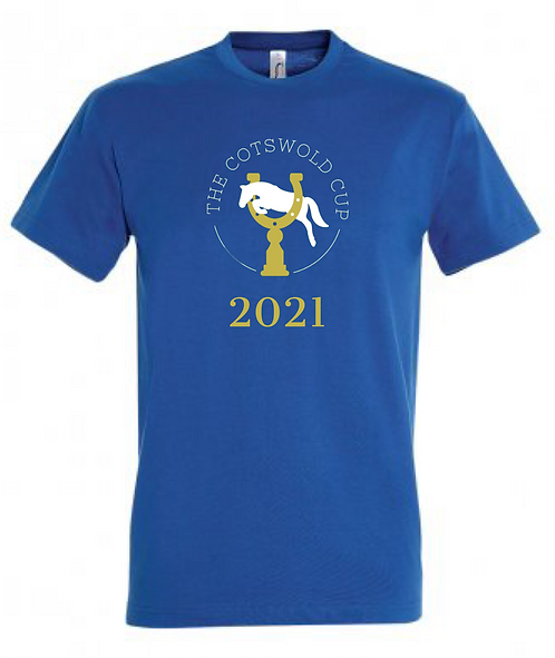 Cotswold Cup Printed Adult Tshirt