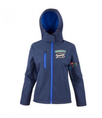 Top Barn EXTREME Summer Challenge Waterproof Soft Shell Jacket