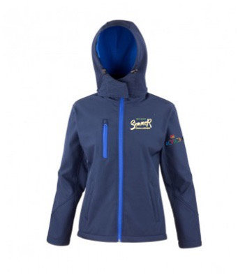 Top Barn Summer Challenge Waterproof Soft Shell Jacket