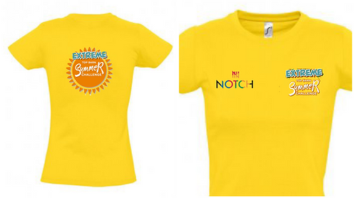 Top Barn EXTREME Summer Challenge T Shirt