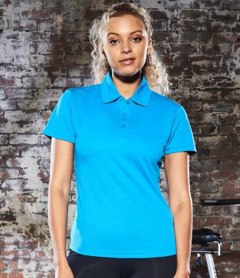 Cool Rider Ladies Polo Shirt