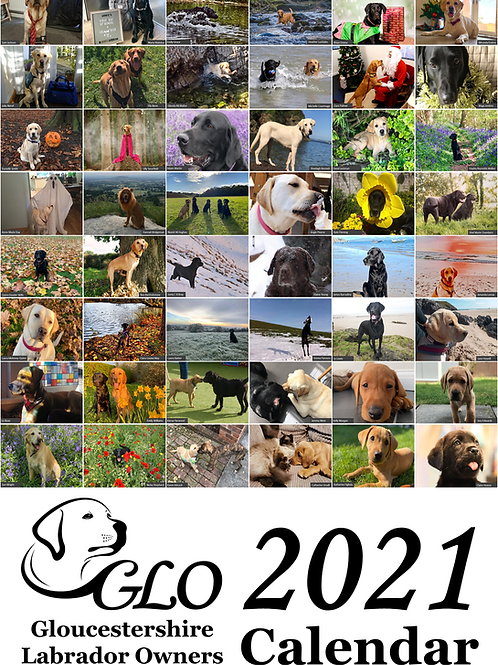 GLO 2021 Calendar