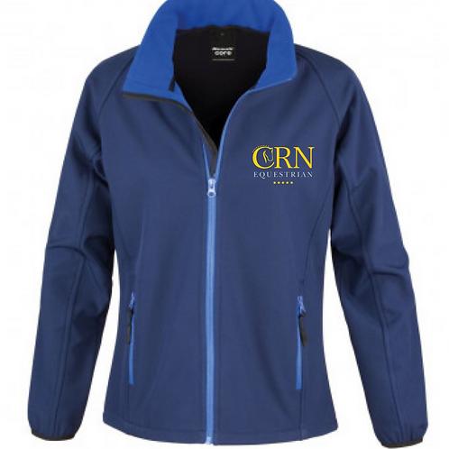 CRN Equestrian Soft Shell Jacket