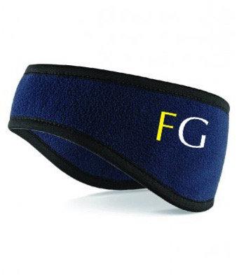 Fox Grant Fleece Headband