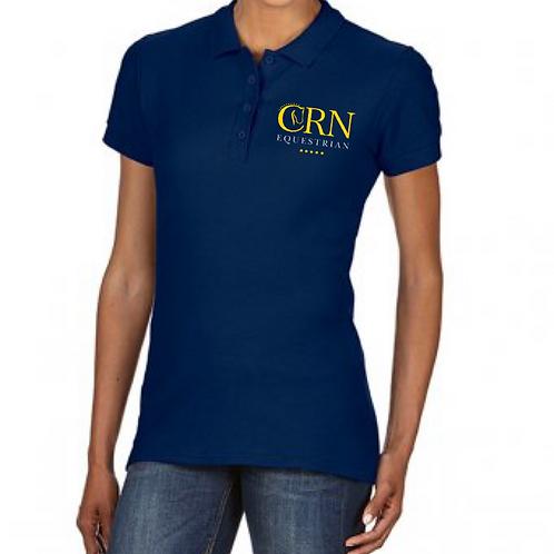 CRN Equestrian Polo Shirt