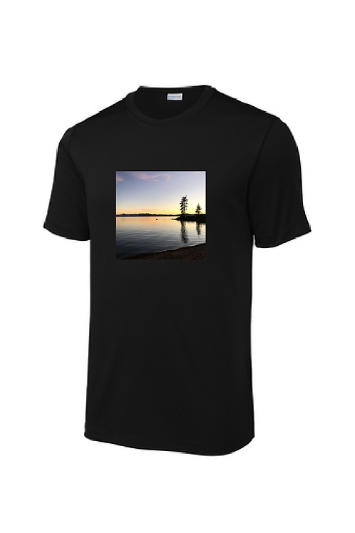 Tahoe Shirt, Short Sleeve Dry-Fit, Men's