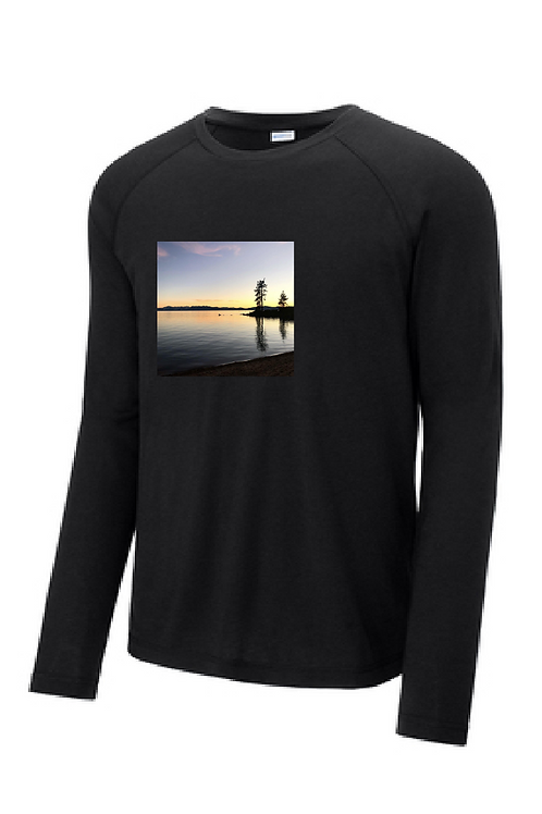 Tahoe Shirt, Long Sleeve Dry-Fit, Youth