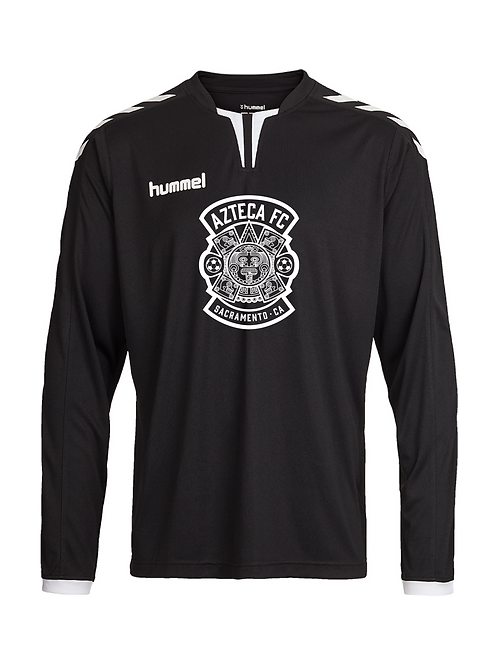 Jersey, Long Sleeve Hummel Core, Youth