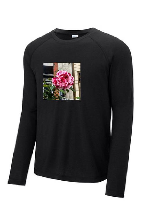 Rose Shirt, Long Sleeve Dry-Fit, Men's