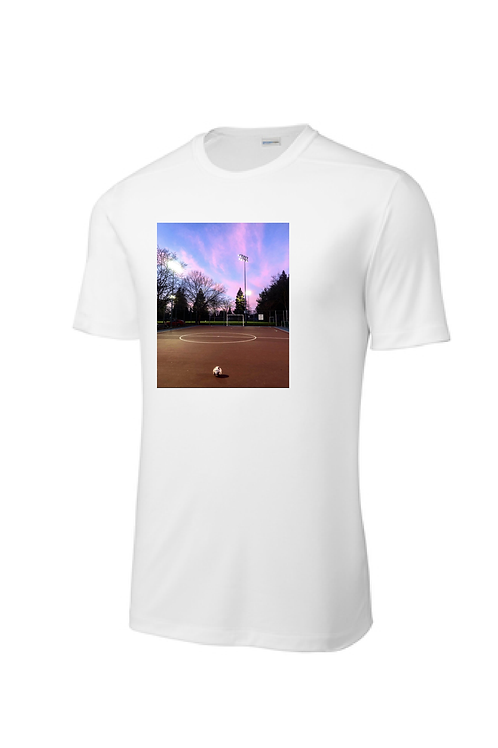 Futsal Shirt, Short Sleeve Dry-Fit, Youth