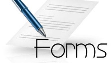 QAPI Program Forms