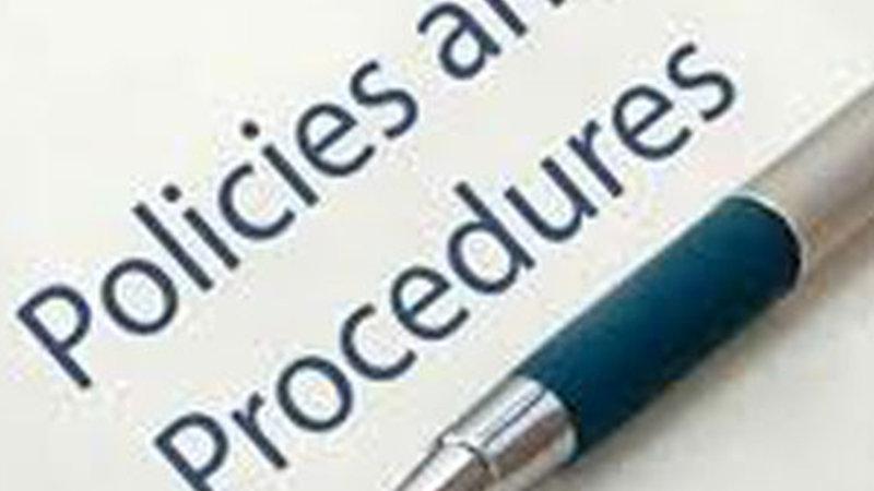 QAPI Policies and Procedures