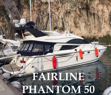 FAIRLINE 50
