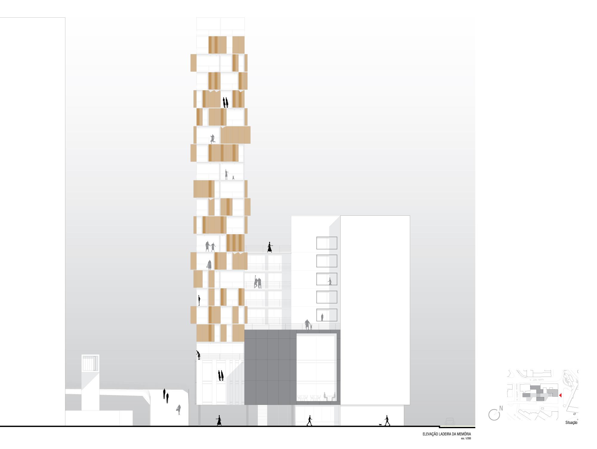 Habitação centro São Paulo