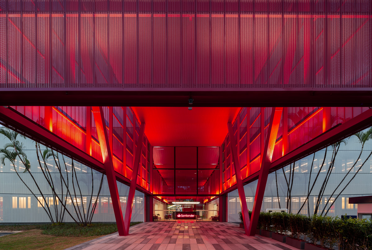 Santander . Geração Digital