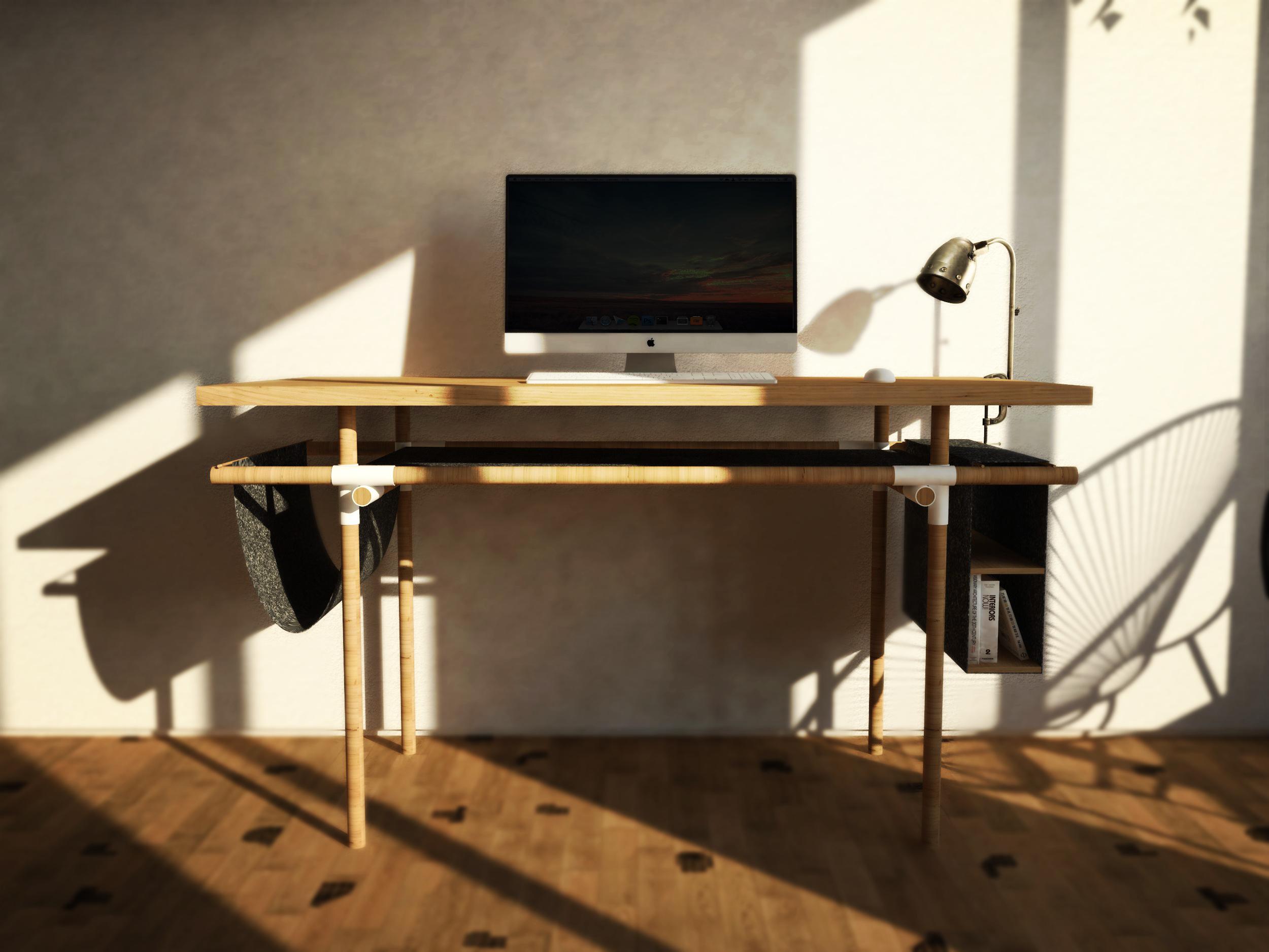 Mesa Nó - ENTRE Arquitetos