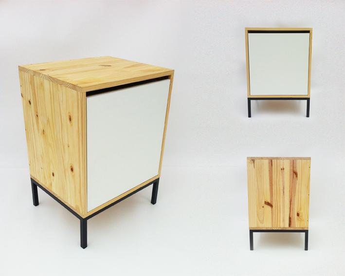 Módulo Fresta . Design de mobiliario