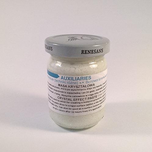 RENESANS 3D Текстурна паста 125 ml кристал