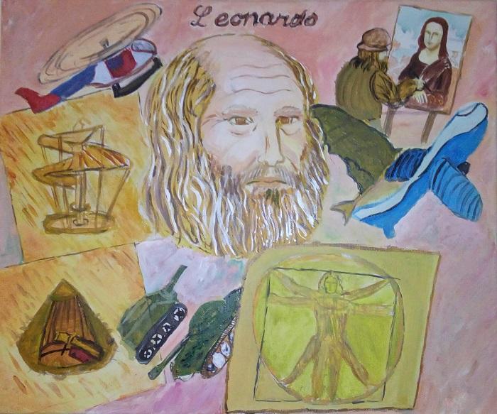 Съвременният Леонардо