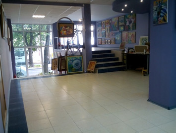 The new Galas Art gallery