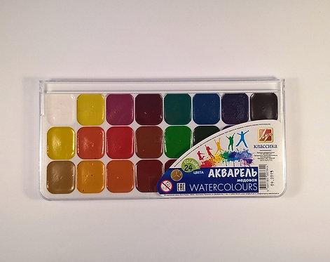 Луч, Медов Акварел, 24 цвята