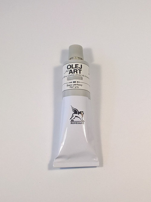 RENESANS Маслена боя 60 ml, 048 Pearl Grey