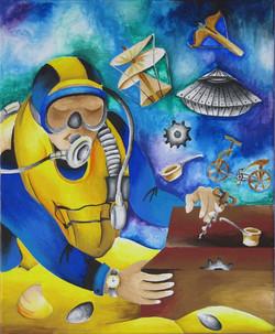 Откриване изобретенията на Леонардо