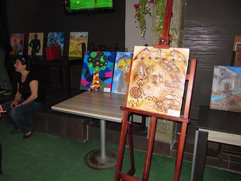 Конкурс за детска рисунка 'Леонардо- художникът инженер' 2014