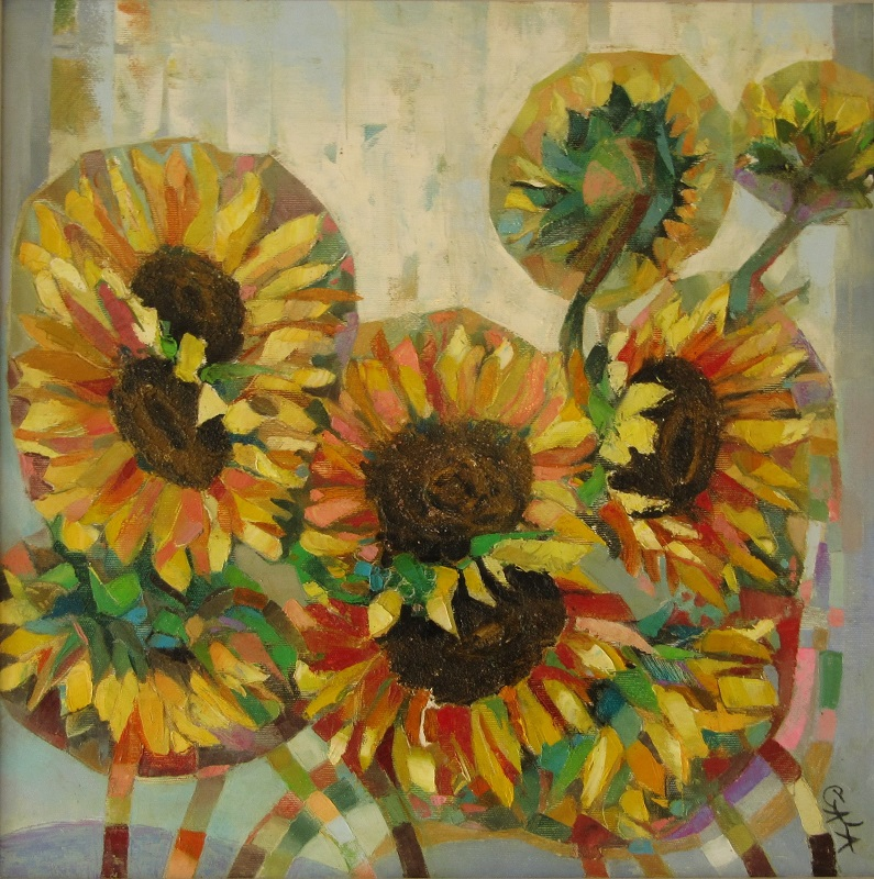 Sunflowers  (3)