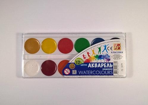 Луч, Медов Акварел, 12 цвята