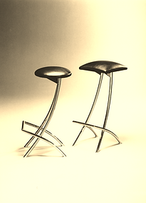 Ali Al Awssi design of furniture: table,bar stole,chairs