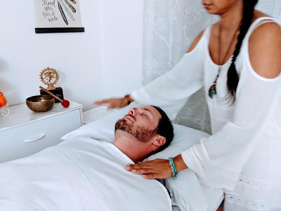 Reiki/Energy Healing (30 min)