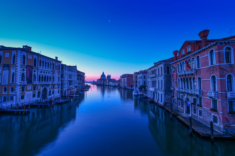 ヴェネチアの朝