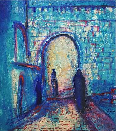Dreaming of Jerusalem