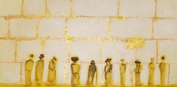 Kotel in Gold