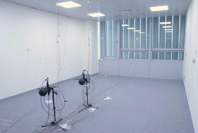 포스코그린빌딩 천장복사패널 실험장치