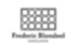 frederic blondeel logo